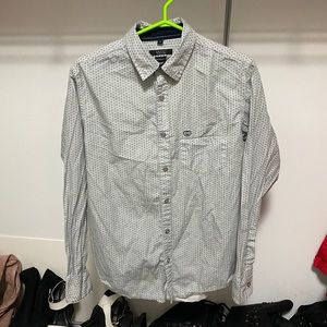Size large Gucci button down dress shirt